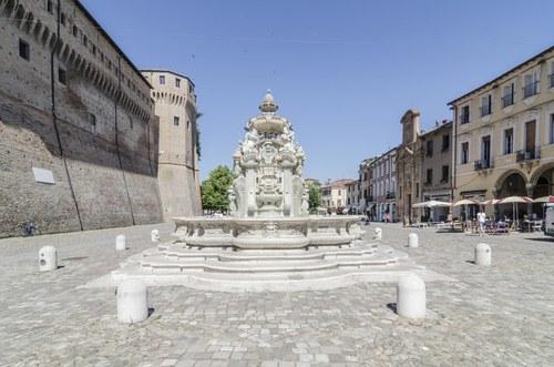 Cesena town